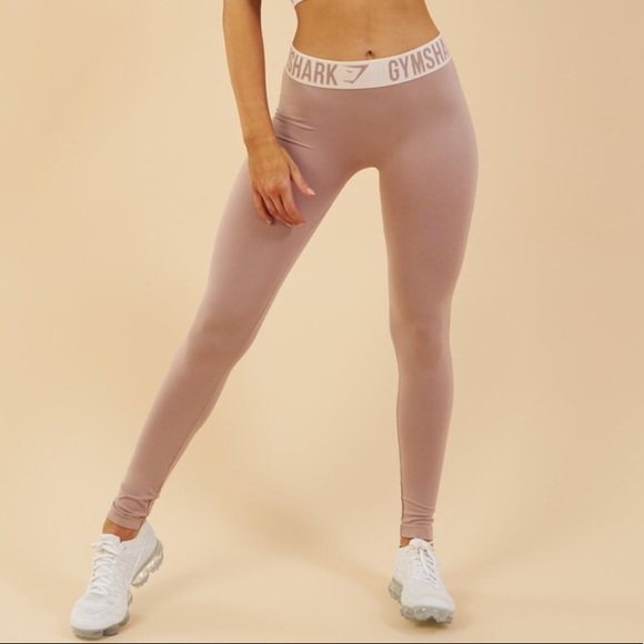 9f8d15c35f7ab Gymshark Fit Leggings Taupe Sand Small
